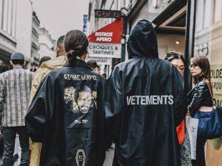 Le streetwear la nouvelle star des défilés Haute-Couture Men AW18